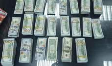 توقيف شخص سرق حوالي 450 ألف دولاراً اميركياً من داخل أحد المنازل بعين سعادة