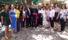 لجنة المرأة في ابرشية زحلة تقيم ترويقة خيريّة يعود ريعها لنشاطات اللجنة