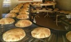 رئيس اتحاد نقابات الأفران: إذا لم يتأمن الحل لأزمة استيراد القمح فسنعلن الإضراب