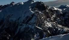إنهيار جليدي في فرنسا يقتل متزلج إسباني ويصيب آخر