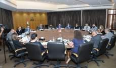 جابر: اللجنة الفرعية المنبثقة درست اقتراح قانون الشراء العام