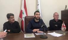 رئيس جمعية تجار زحلة لزغيب: لوقف المتاجرة بمعارك وهمية وحروب مفترضة
