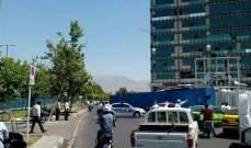 تلقيح السحاب في ايران بسبب قلق الأمطار في مختلف المدن الإيرانية