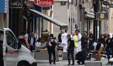 وسائل إعلام فرنسية: المشتبه بتنفيذه اعتداء ليون اعترف أنه نفذه باسم داعش