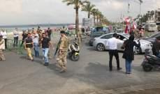 الحراك المدني في صور اعلن تعليق اعتصامه مع الابقاء على الجهوزية