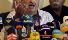 ارسلان: التذاكي مرفوض ودم الناس ليس سلعة وكاد ان يُقتل وزير بقرار سياسي خطير
