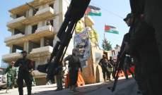 النشرة: محاولات فلسطينية لبنانية لوقف إطلاق النار بمخيم المية ومية