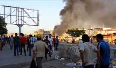 مقتل 3 انتحاريين يرتدون أحزمة ناسفة بعد محاصرتهم في الفلوجة العراقية