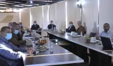 لجنة التنمية الاجتماعية في حزب الله بالجنوب ناقشت القضايا الاجتماعية والانمائية