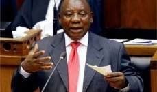 رئيس جنوب إفريقيا يدعو الى تمثيل أفضل لافريقيا في مجلس الأمن