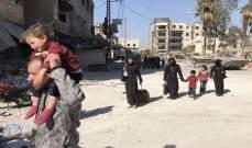 سقوط قتلى وجرحى بانفجار سيارة مفخخة بمدينة تل أبيض شرق سوريا