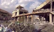 المجموعات المرتبطة بداعش تسيطر على بلدة الشيخ سعد بريف درعا الغربي