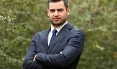 طوني فرنجية: لست مجبرا بتحالفات ابي السياسية ولكنني مقتنع بها