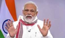 رئيس الوزراء الهندي: تمديد الإغلاق العام في البلاد حتى 3 أيار لمواجهة كورونا