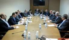 لجنة الاقتصاد أوصت التفتيش المركزي بتقديم تقرير عن الهيكلية الوظيفية للدولة