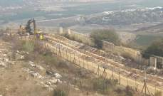 النشرة: إطلاق نار جراء خلافات حول شق طرقات في الطفيل الحدودية