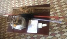 قوى الأمن: قطعات قيادة البقاع أوقفت 20 شخصا بجرم مخالفة قانون الصيد البري