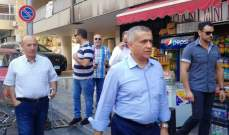 أهالي منطقة الصنوبرة ورأس بيروت يشكرون النائب طرابلسي على اعادته الكهرباء للمنطقة