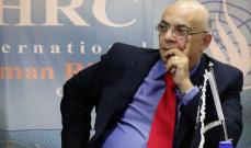هيثم ابو سعيد:  نيّة العمل الإجرامي الأميركي باعتراض طائرة مدنية إيرانية جريمة متعمدة