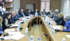 قباني: القرضان لمشروع المياه بـ 140 مليون يورو لا يمكن الاستفادة منهما قبل إقرار القانون