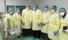 حب الله من بلدة البلونة: أملنا كبير بتطوير صناعتنا الدوائية لتصبح عالمية