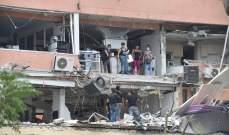وصول جثامين المصريين ضحايا انفجار بيروت إلى مطار القاهرة