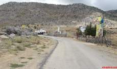 قوة إسرائيلية أطلقت عدة طلقات تحذيرية في الهواء فوق احد الرعاة بخراج بلدة كفرشوبا