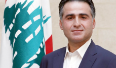 حميه التقى نصري خوري وعرضا تفعيل العلاقات مع سوريا في المجالات التي تعنى بها وزارة الاشغال
