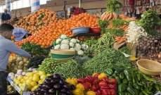 مزارعو البقاع هددوا بإقفال الأسواق الزراعية بعد عودة تهريب السلع السورية للبقاع