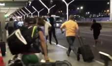 الغاء أكثر من 115 رحلة من وإلى مطار هيثرو بلندن بسبب الأحوال الجوية