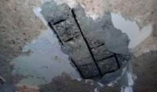 النشرة: نجاة عائلة بمخيم عين الحلوة بعد انهيار جزء من سقف منزلها