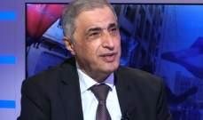 هاشم: لا بد من قانون انتخاب يبنى عليه لبناء دولة المواطنة الحقيقية