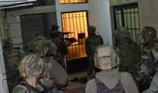 """النشرة: قوة من الجيش داهمت بلدة حورتعلا شرقي بعلبك واستعادت """"بيك آب"""" مسروقا"""