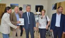 السفارة الأسترالية نظمت معرض صور يؤرخ لوجود الجنود الأستراليين في لبنان