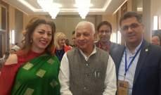 """جمعية """"نسروتو"""" شاركت بتنظيم المؤتمر الإقليمي الآسيوي لمكافحة المخدرات في الهند"""