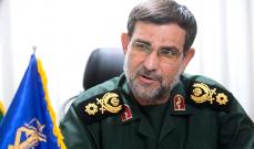 قائد بحرية الحرس الثوري: إيران تقف اليوم بكل قوة أمام أطماع الاستكبار العالمي