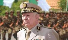 رئيس أركان جيش الجزائر: سنعيد الاعتبار إلى بحريتنا كقوة في المتوسط