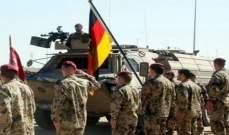ا ف ب:  ألمانيا ستسحب عددا من جنودها المنتشرين في العراق