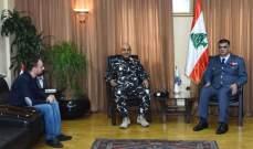 اللواء عثمان أسف عما جرى مع الصحافيين أثناء تظاهرة عوكر: تصرفات فردية