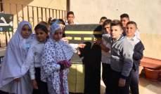 مدارس مؤسسة معروف سعد تحتفل بالمولد النبوي الشريف