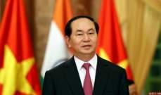 وفاة رئيس فييتنام تران داي كوانغ عن عمر يناهز 58 عاما