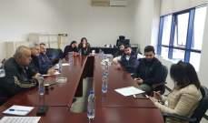 """النشرة: بلدية حارة صيدا استضافت لقاء بعنوان """"كيفية مكافحة الأخبار الزائفة"""""""