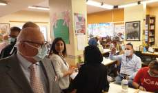 السعودي: صيدا نجحت في أن تكون يدا واحدة لمواجهة كورونا والبلدية باشرت تسليم القسائم الشرائية