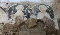المطران سويف تسلّم كنيسة القديسة حنة في قبرص من القطاع التركي للجزيرة