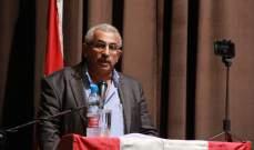 سعد: الواقع البيئي في صيدا مأساوي بعد اغراق المدينة بالنفايات