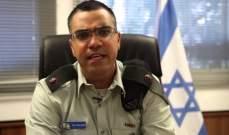 أدرعي: لبنان سيتحمل مسؤولية اي محاولة للمس بمواطني إسرائيل