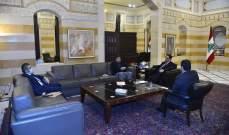"""دياب عرض مع الحوت لأوضاع شركة طيران الشرق الأوسط بظل الوضع الاقتصادي و""""كورونا"""""""