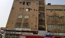 إخماد حريق نفايات داخل معمل مهجور في الدورة وآخر شب داخل شقة في الدكوانة
