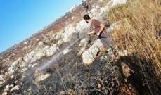 الدفاع المدني: إخماد 3 حرائق مختلفة في بحمدون ويحمر والسامرية