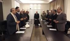 لجنة دعم المقاومة طالبت وزير العمل بمراجعة الاجراءات المتخذة بحق اللاجئين الفلسطينيين